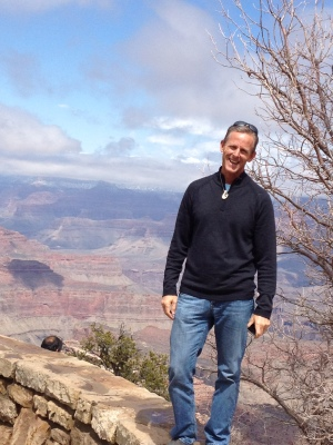 Jacob Murdock at the Grand Canyon